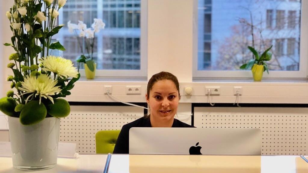 Unsere Neuzugänge – Frau Katherina Seitz